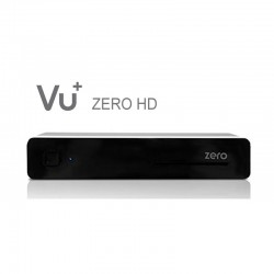 Vu Zero Démodulateur satellite HD FTA Linux 220 12V PVR
