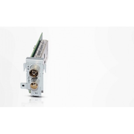 Single DVB-C/T2 Tuner