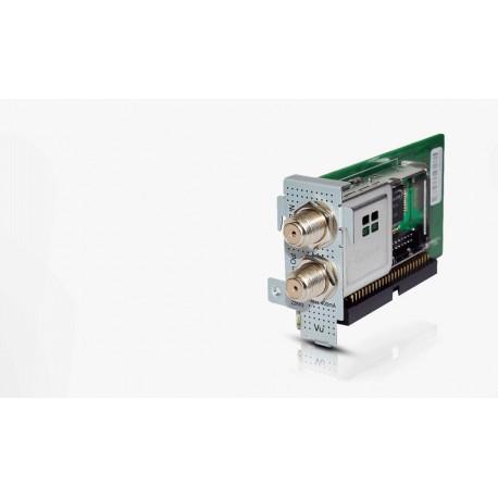 Single DVB-S2 Tuner